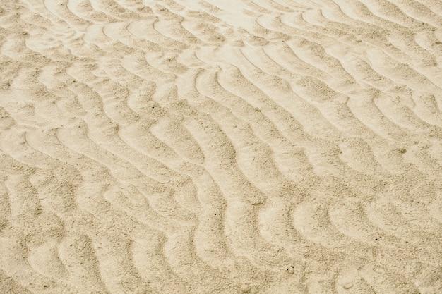 Schöne wellen auf sand. strände