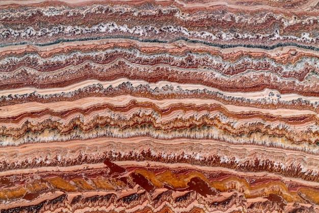 Schöner natürlicher abstrakter roter marmorhintergrund