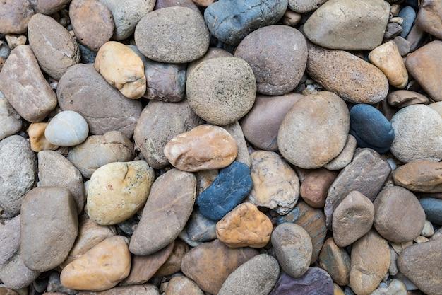 Schöner steinboden-beschaffenheitshintergrund der nahaufnahme