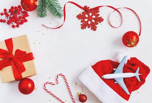 Schöner weihnachtshintergrund