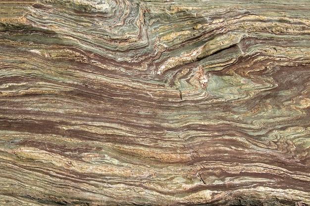 Schönes detail von mustern auf natursteinen, abstrakte textur auf tapetensteinhintergrund