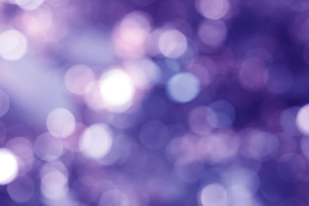 Schönes und buntes bokeh von lichtern für hintergrundzusammenfassung.