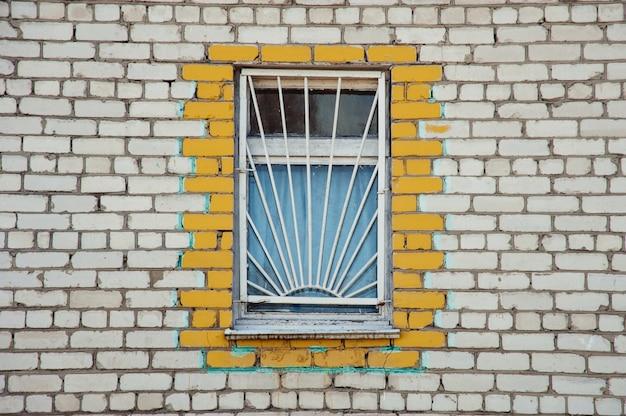 Schönes weinlesefenster