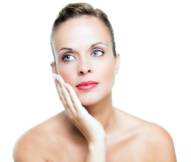 Schönheit make-up