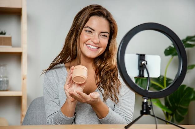 Schönheitspflege routine stream