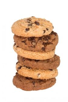 Schokoladen-chips-cookies