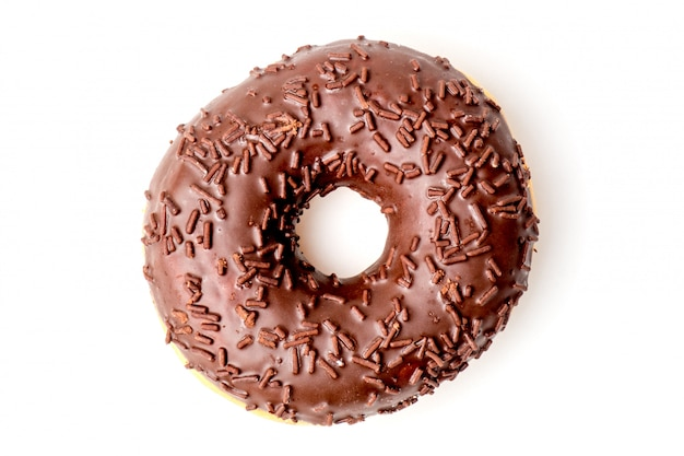 Schokoladen donut
