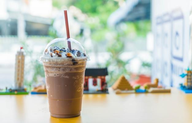 Schokoladen-smoothie