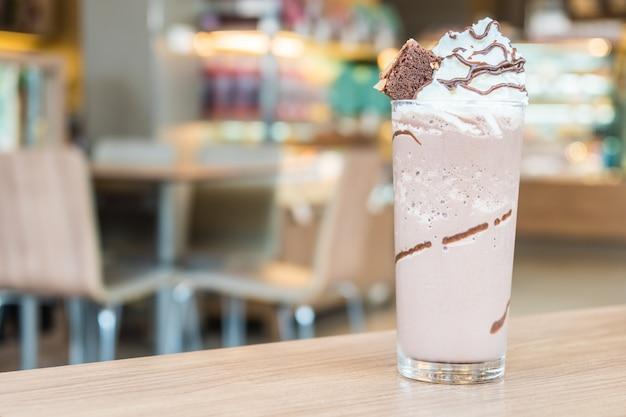 Schokoladen smoothie