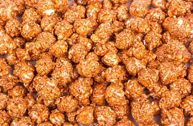 Schokoladencremiges popcorn
