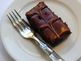 Schokoladenkuchen, lecker