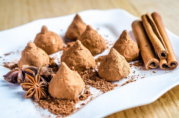 Schokoladentrüffel