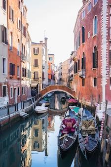Schöne Aussicht von Venedig