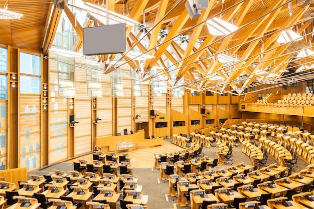 Schottisches parlamentsgebäude