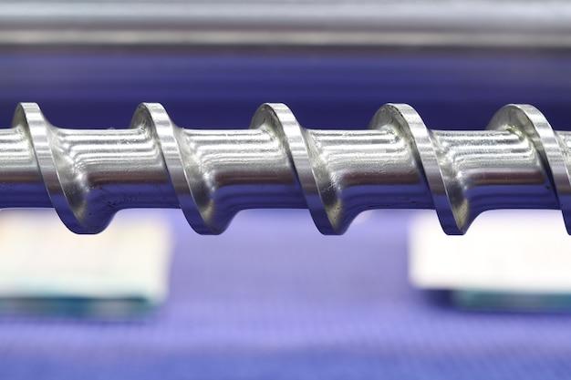 Schraubendruckteile für kunststoffspritzmaschine