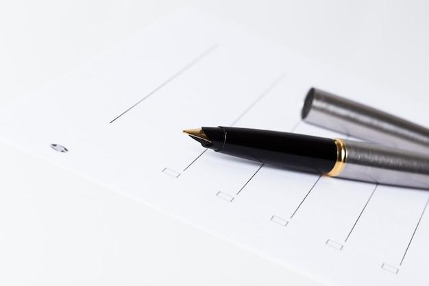 Schreiben, um liste zu tun
