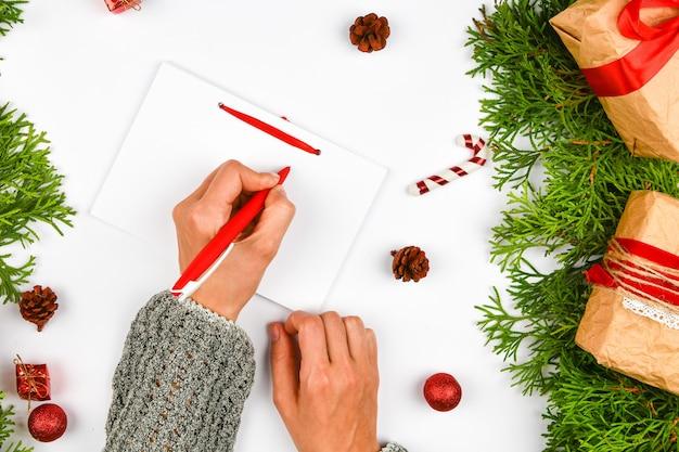 Schreibt seine pläne für das nächste jahr. die aufgabe für das nächste jahr. deine träume und pläne. zur erfüllung seiner träume. silvester.