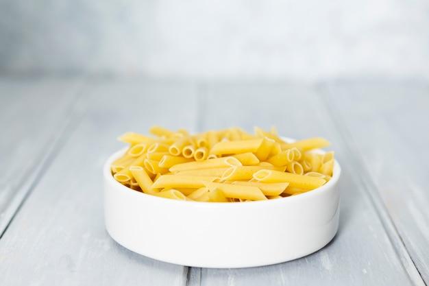 Schüssel penne pasta