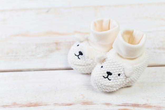 Schuhe für ein baby