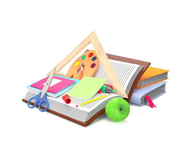 Schulausrüstung