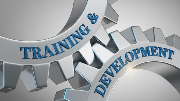 Schulungs- und entwicklungskonzept