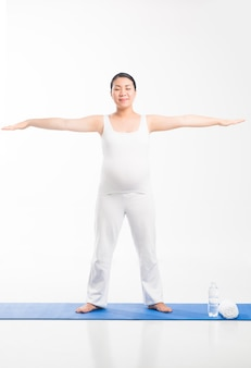 Schwangeres training