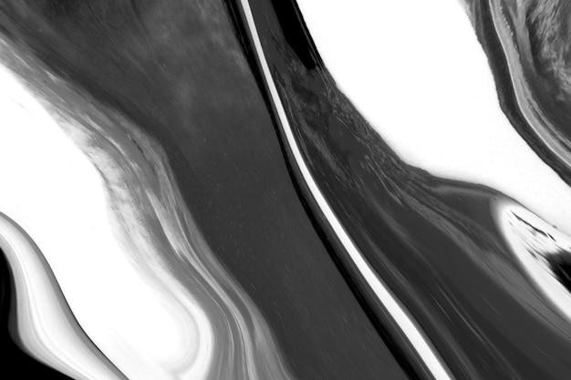 Schwarz-weißer marmorhintergrund