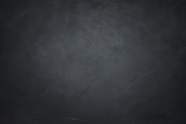Schwarze betonwand