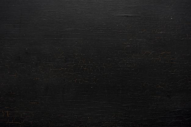 Schwarze holzoberflächentapete