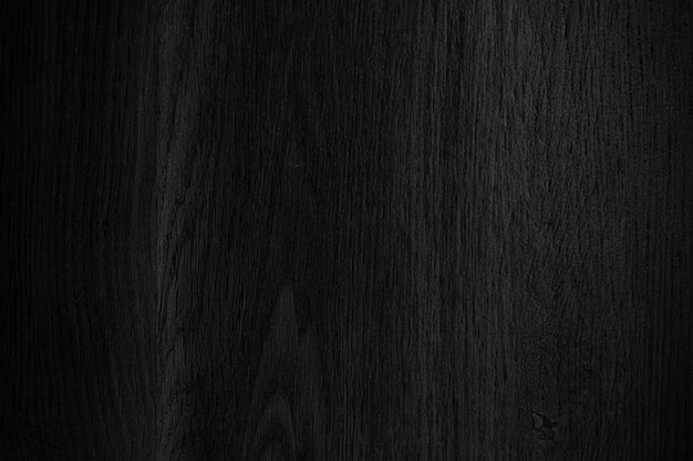 Schwarze holzwand mit texturhintergrund