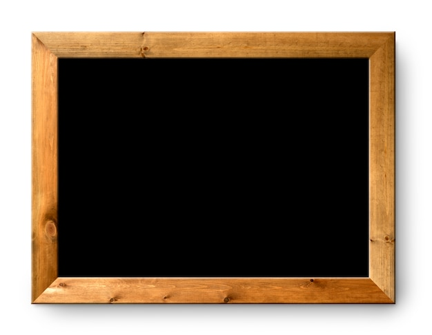 Schwarze leere tafel black board textfreiraum