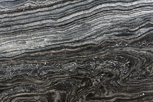 Schwarze marmorbeschaffenheit für abstrakten hintergrund. hochauflösendes foto.