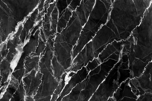 Schwarze marmorbeschaffenheit und hintergrund für designmustergrafik.