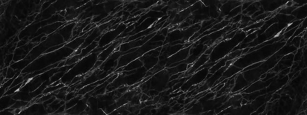 Schwarze marmorsteinbeschaffenheit für hintergrund oder luxuriöses fliesenboden und dekoratives design der tapete