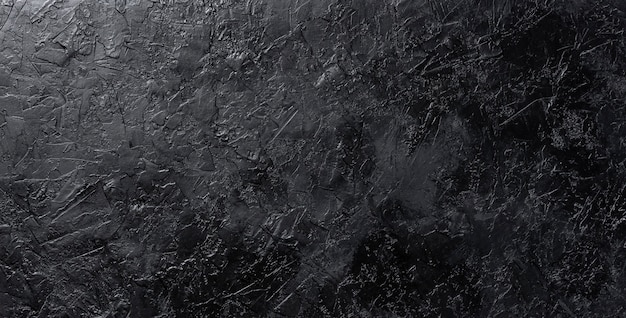 Schwarze steinbeschaffenheit, dunkler schiefer, draufsicht