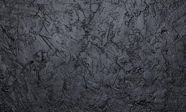 Schwarze steinbeschaffenheit, dunkler schieferhintergrund