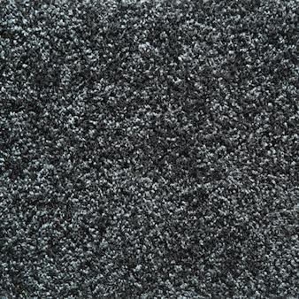 Schwarze teppichstruktur