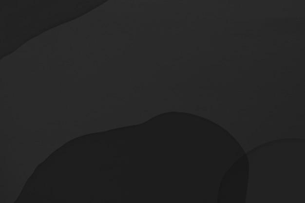Schwarzer aquarellhintergrund