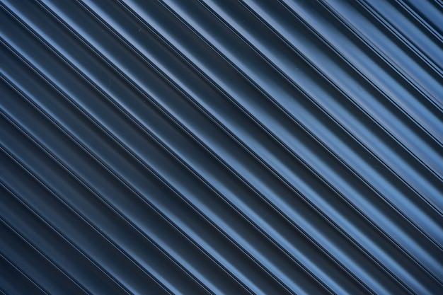 Schwarzer eiserner zinnzaun zeichnete hintergrund. metallstruktur