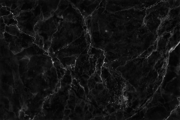 Schwarzer grauer marmorbeschaffenheitshintergrund