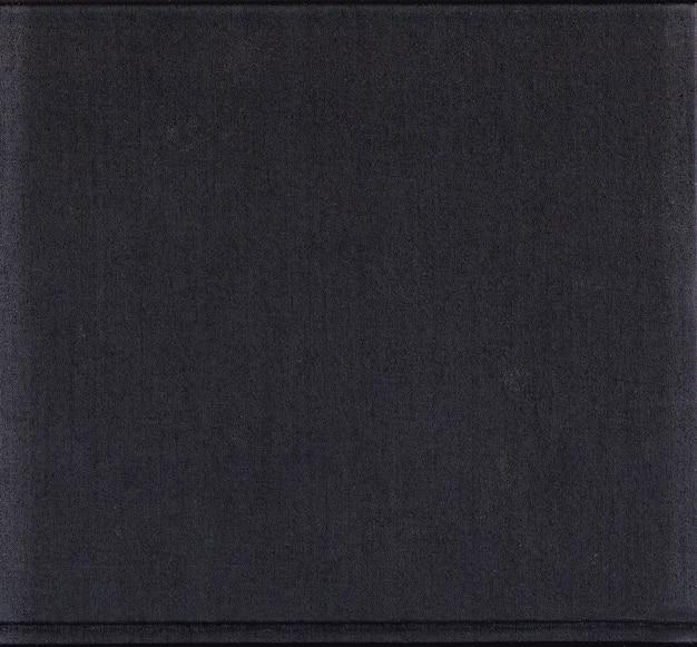 Schwarzer grunge bucheinband