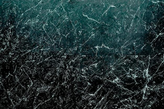 Schwarzer grungy marmor strukturierter hintergrund