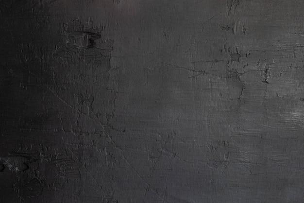 Schwarzer holzhintergrund