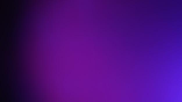 Schwarzer lila oder violetter und blauer farbhintergrund. abstrakter verschwommener steigungshintergrund. bannervorlage