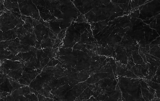 Schwarzer marmor hintergrund textur naturstein muster abstrakt für design-kunstwerk. marmor mit hoher auflösung