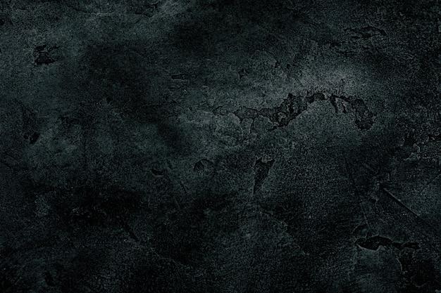 Schwarzer marmor oder konkreter hintergrund