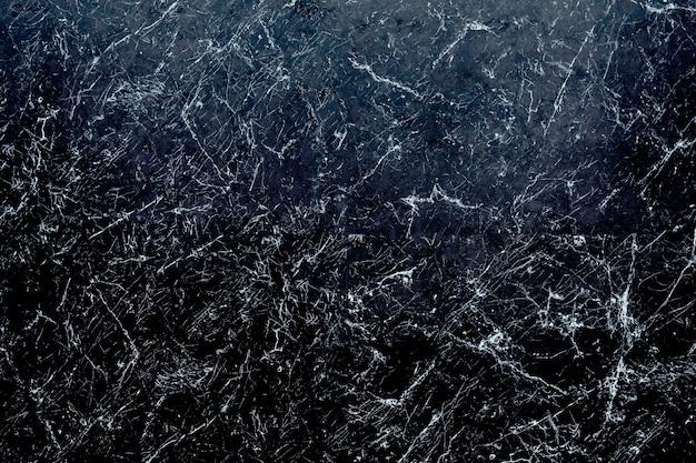 Schwarzer marmorierter hintergrund