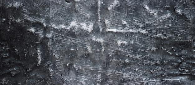 Schwarzer metallbeschaffenheitsschmutzstahlhintergrund