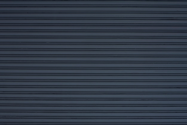 Schwarzer metallwandhintergrund