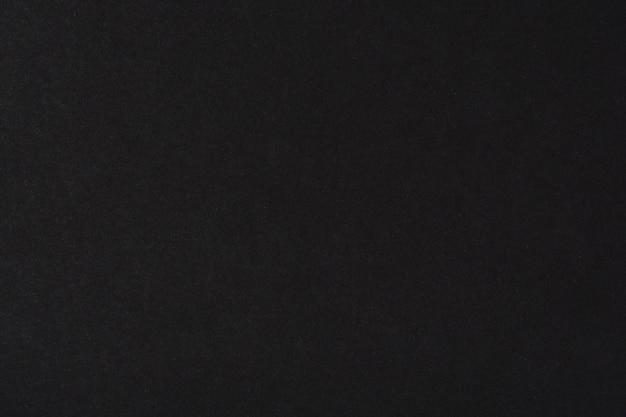 Schwarzer papierbeschaffenheitshintergrund.